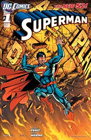 Superman (2011-2016) No.1