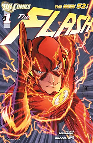 The Flash (2011-2016) No.1