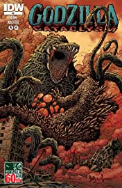 Godzilla: Cataclysm #2 (of 5)