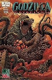 Godzilla: Cataclysm #2 (of 5)