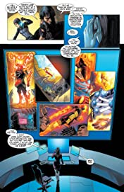 The Fury of Firestorm: The Nuclear Men (2011-2013) #1
