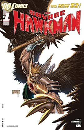 The Savage Hawkman (2011-2013) #1