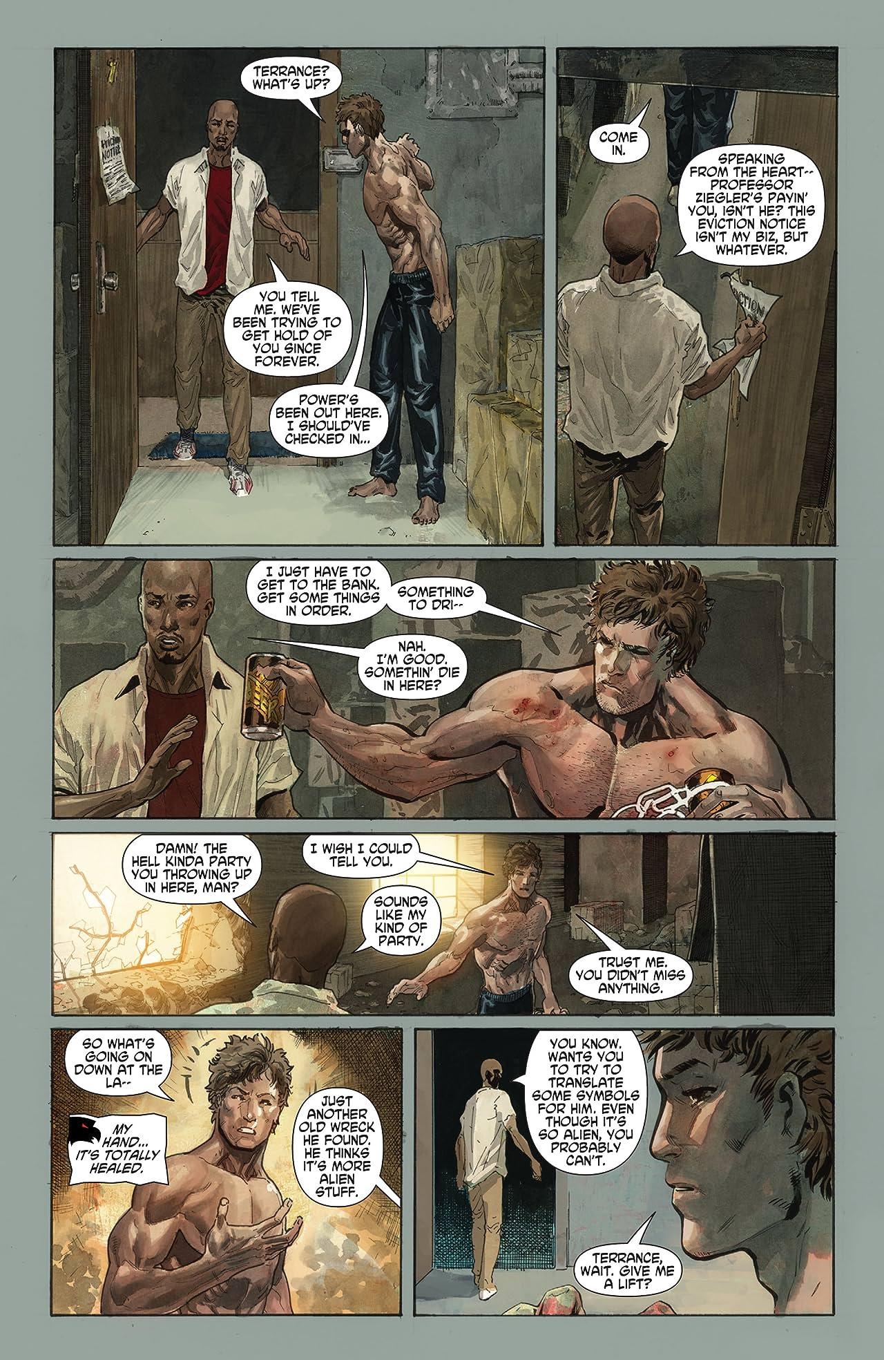 The Savage Hawkman (2011-2013) #1