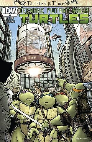 Teenage Mutant Ninja Turtles: Turtles in Time #4 (of 4)