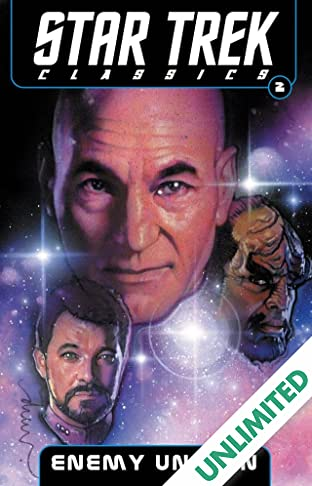 Star Trek Classics Vol. 2: Enemy Unseen