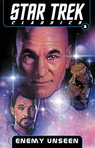 Star Trek Classics Tome 2: Enemy Unseen