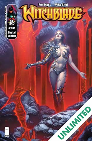 Witchblade #92