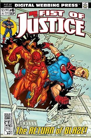 Fist of Justice Vol. 2 #6