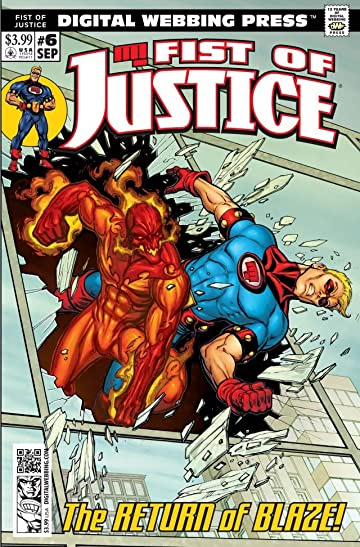 Fist of Justice Vol. 2 #6
