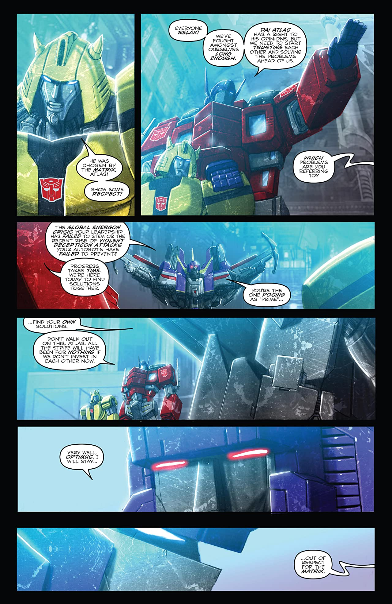 Transformers: Monstrosity