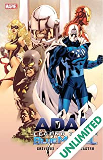 Adam: Legend of the Blue Marvel