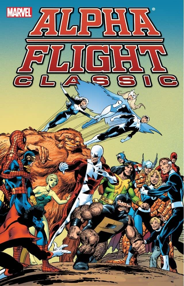 Alpha Flight Classic Tome 1