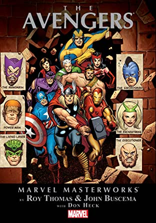 Avengers Masterworks Tome 5