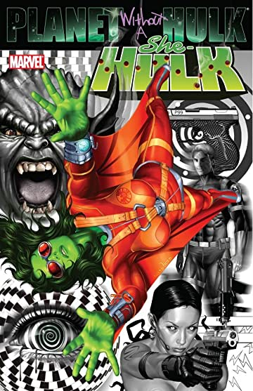 She-Hulk Vol. 5: Planet Without A Hulk