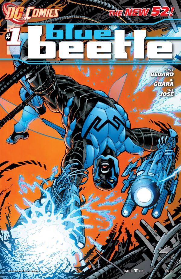 Blue Beetle (2011-2013) #1
