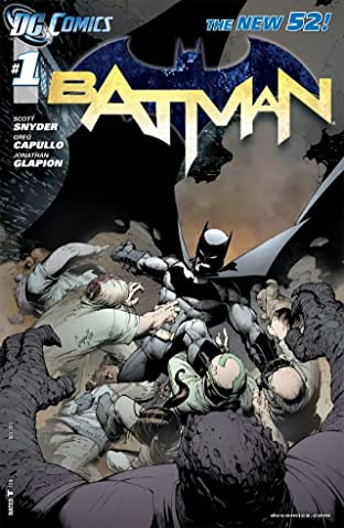 Batman (2011-2016) No.1