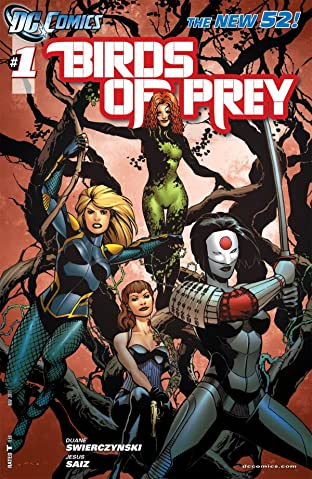 Birds of Prey (2011-2014) #1