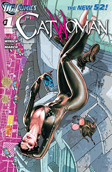 Catwoman (2011-2016) #1