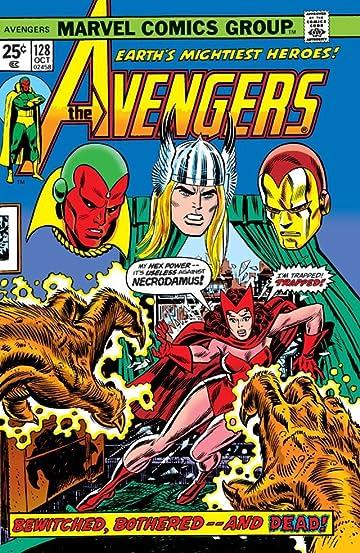Avengers (1963-1996) #128