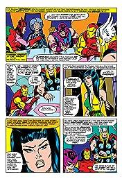 Avengers (1963-1996) #130