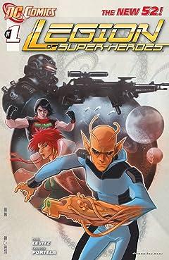 Legion of Super-Heroes (2011-2013) #1