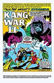 Avengers (1963-1996) #132
