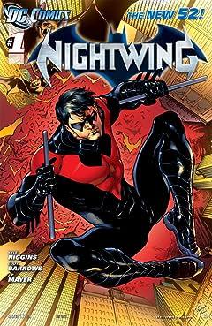 Nightwing (2011-2014) #1