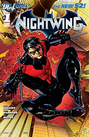 Nightwing (2011-2014) No.1