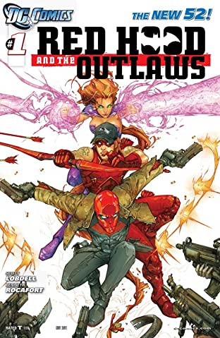Red Hood and the Outlaws (2011-2015) No.1