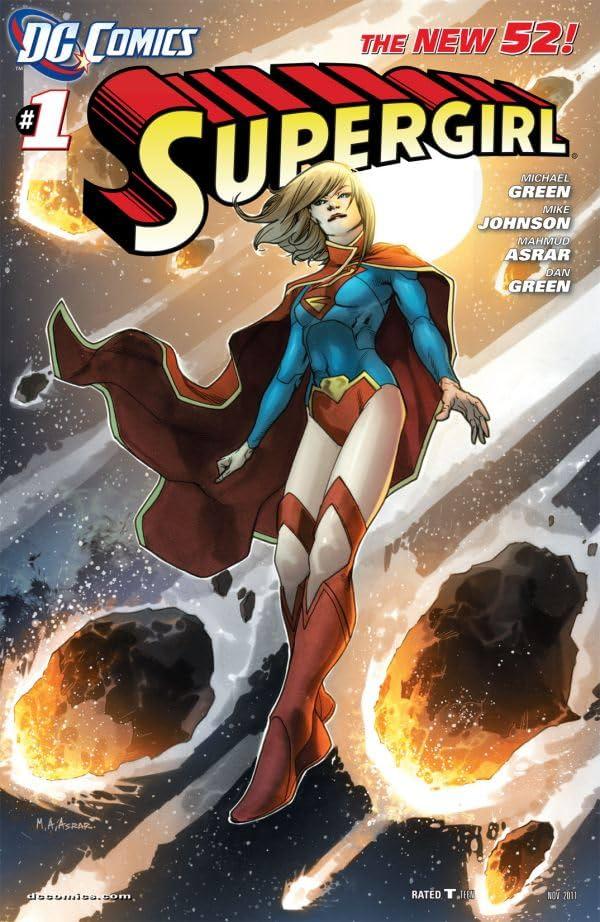 Supergirl (2011-2015) #1