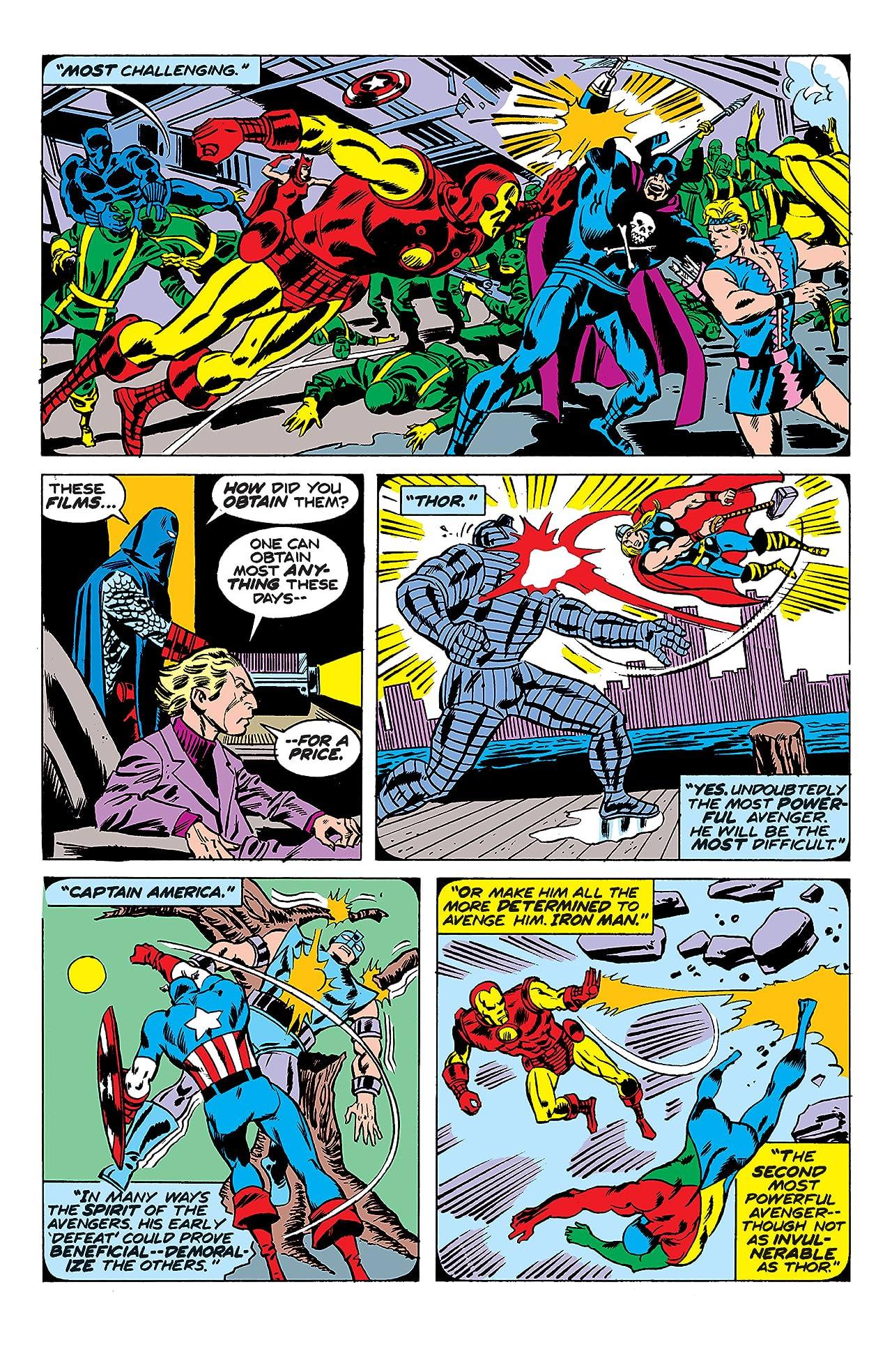 Avengers (1963-1996) #145