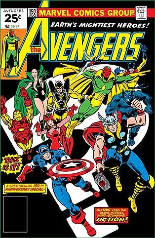 Avengers (1963-1996) #150