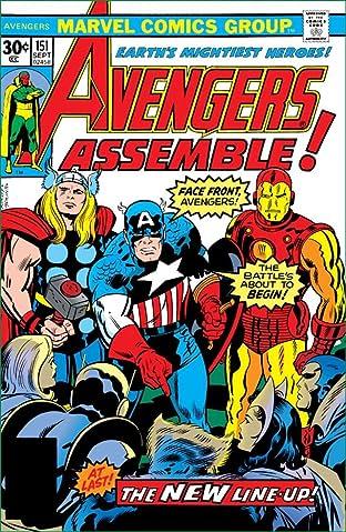 Avengers (1963-1996) #151