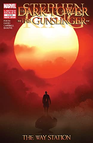 Dark Tower: The Gunslinger - The Way Station #1 (of 5)