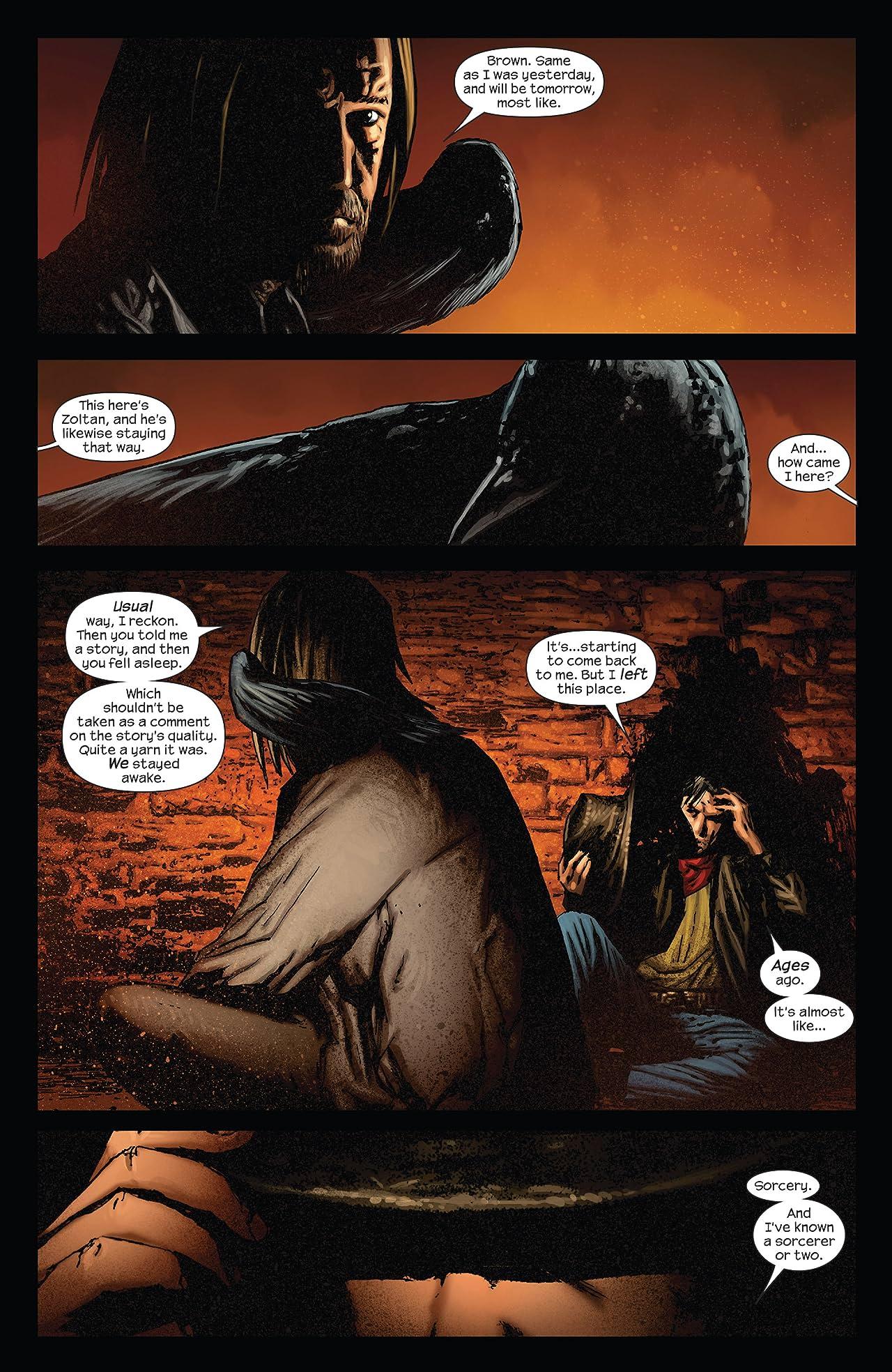 Dark Tower: The Gunslinger - The Way Station #1 (of 5)