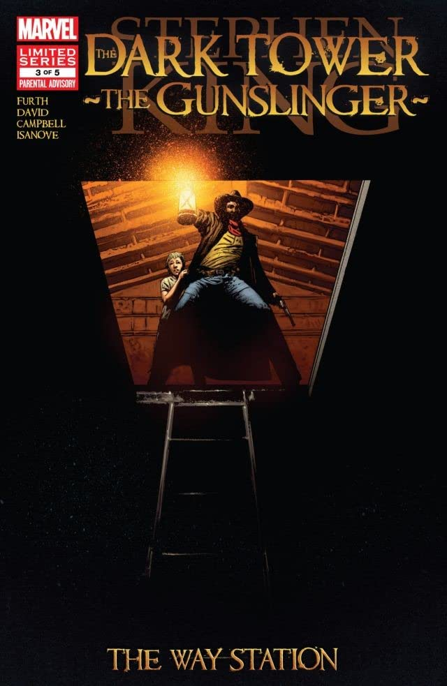 Dark Tower: The Gunslinger - The Way Station #3 (of 5)