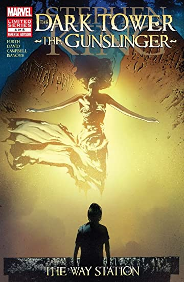 Dark Tower: The Gunslinger - The Way Station #4 (of 5)