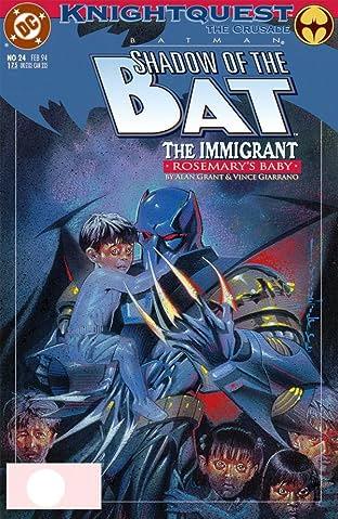 Batman: Shadow of the Bat #24