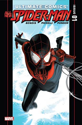 Ultimate Comics Spider-Man (2011-2013) #1