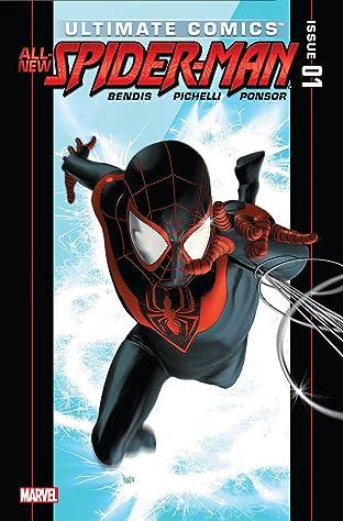Ultimate Comics Spider-Man (2011-2013) No.1