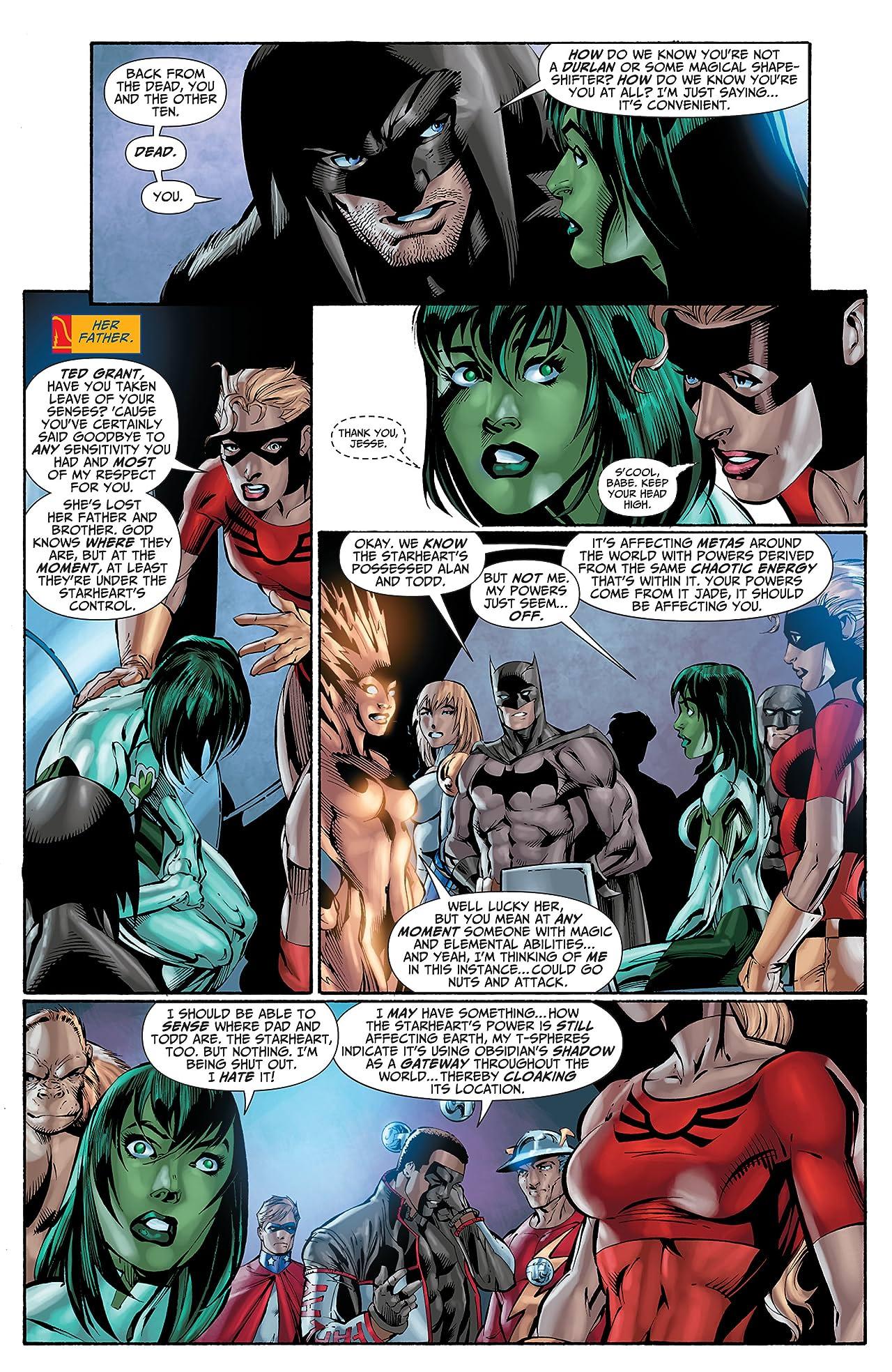 Justice League of America (2006-2011) #46