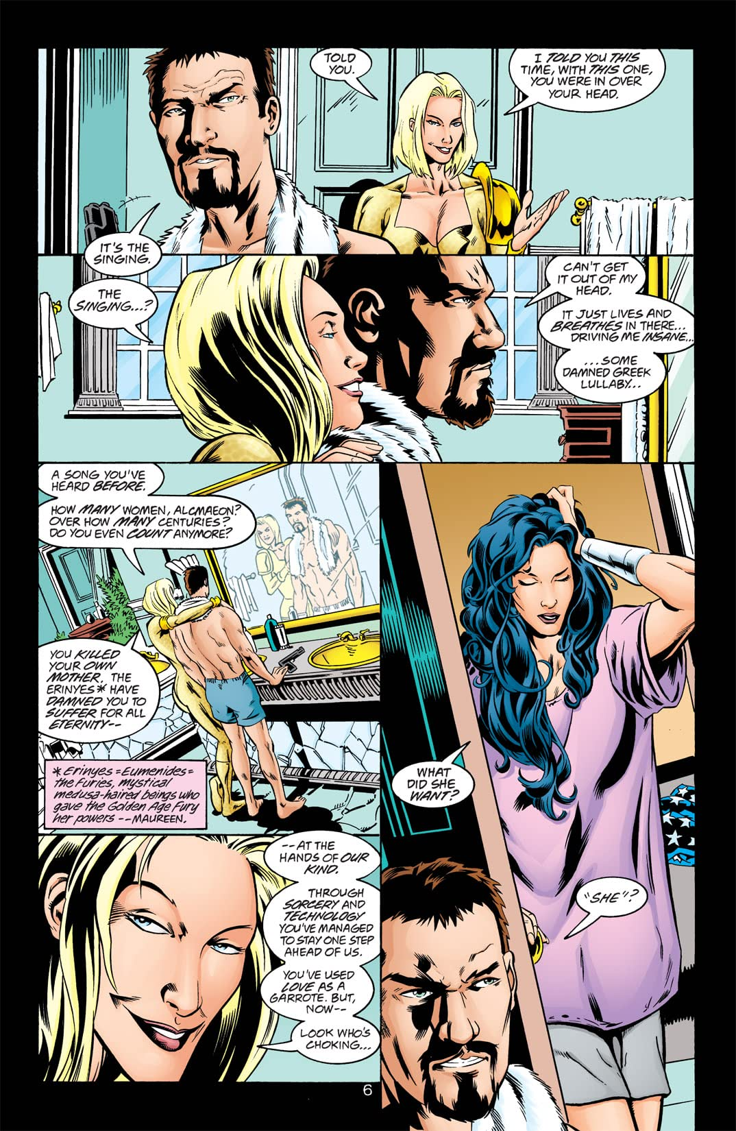 Legends of the DC Universe #32