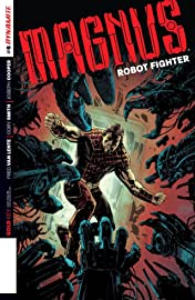 Magnus: Robot Fighter #6: Digital Exclusive Edition