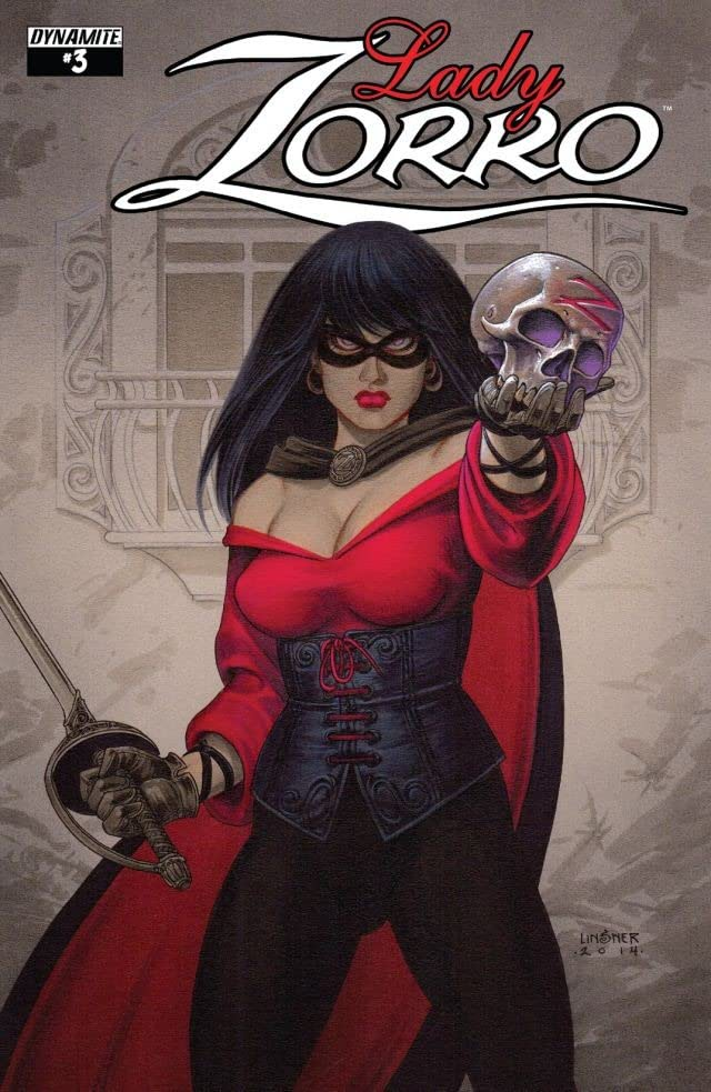 Lady Zorro #3 (of 4): Digital Exclusive Edition