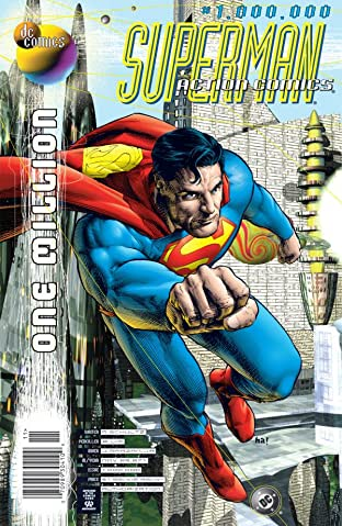 Action Comics (1938-2011) No.1000000