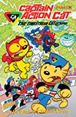 Captain Action Cat: The Timestream Catastrophe #4: Digital Exclusive Edition