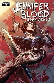 Jennifer Blood: Born Again #2 (of 5): Digital Exclusive Edition