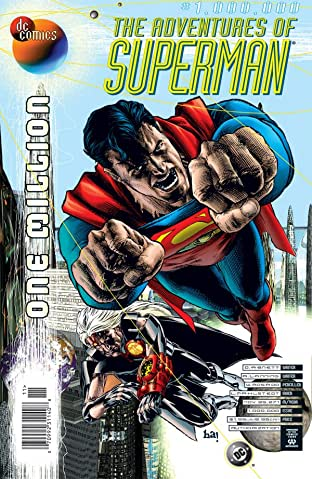 Adventures of Superman (1986-2006) No.1000000