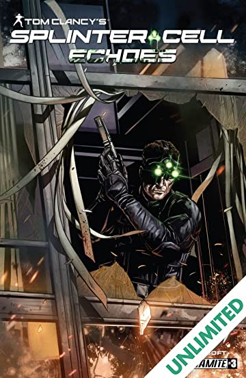 Tom Clancy's Splinter Cell: Echoes #3 (of 4): Digital Exclusive Edition