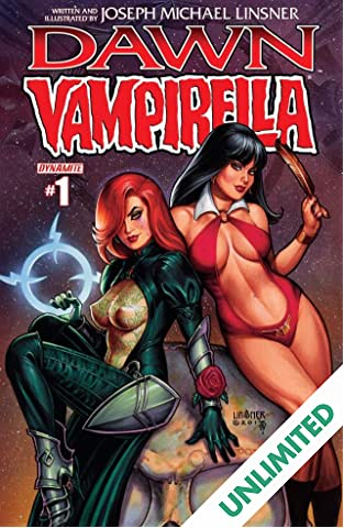 Dawn/Vampirella #1 (of 6): Digital Exclusive Edition